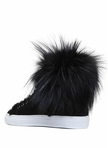 Yves Salomon Sneakers Siyah